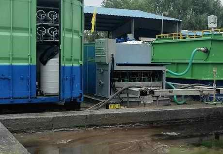 油田废液无机膜处理技术